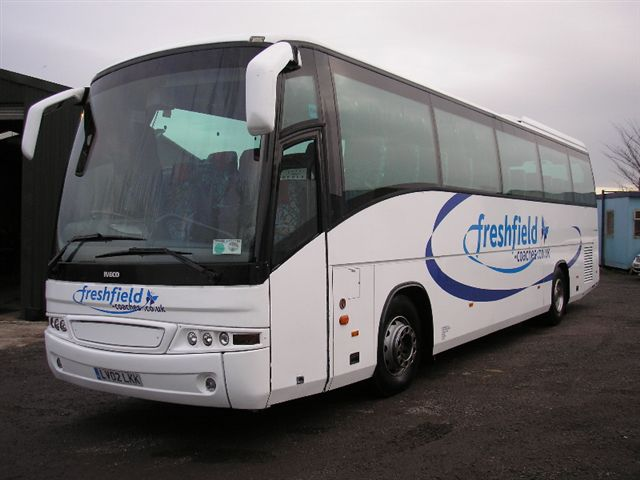 Freshfield Coaches - Coach hire, Manchester - Manchester